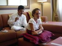 แองเจลินา โจลี สักยันต์ กับ อ.หนู กันภัย