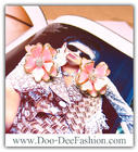เครื่องประดับ ต่างหู ต่างหูแฟชั่น ต่างหูเกาหลี รูปดอกไม้ สีชมพู ประดับเพชรตรงเกสรดอกไม้ สวยน่ารักมากๆค่ะ (ต่างหูสีชมพ) (ดูไซส์ คลิ๊กค่ะ)