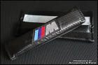 BMW M-Tech Carbon Seat Belt Cover