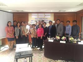 Member of ESCO , certificate ESCO : EPC Phupai Green Energy ผ่านการอบรมหลักสูตร ESCO training การบริหารจัดการและด้านเทคนิค จากสมาคมบริษัทจัดการพลังงานไทย