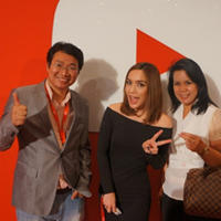 NBthailand เข้าร่วมงาน Red Carpet  เปิดตัว YouTube.co.th