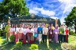 ประชาสัมพันธ์โครงการหิ้วปิ่นโต นุ่งผ้าไทย ใช้ถุงผ้า เพื่อลดปริมาณขยะ