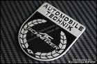AC-Schnitzer Aluminium Emblem