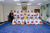 รศ.ดร.นันทิยา น้อยจันทร์ ได้รับพระราชทานรางวัลสภาคณบดี คณะครุศาสตร์และศึกษาศาสตร์แห่งประเทศไทย