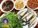 สะเดาน้ำปลาหวานกับปลาทู สูตรสินธุสมุทร