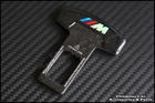 BMW M Seat Belt Buckle Clasp Insert