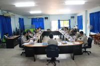 ประชุมสภาเทศบาลตำบลปิงโค้ง สมัยสามัญที่ 1 ครั้งที่ 1 ประจำปี 2563