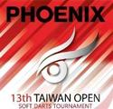 13th Taiwan Darts Open