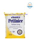 (สินค้าเลิกจำหน่าย)Bakels Fondant Yellow เบเกล ฟองดอง สีเหลือง  น้ำตาลคลุมเค้กสีเหลือง  Bakels Pettinice Yellow icing