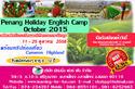 Penang Holiday English Camp October 2015