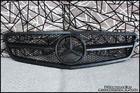 W204 C-Class Matte Black Grille [C63 2012]