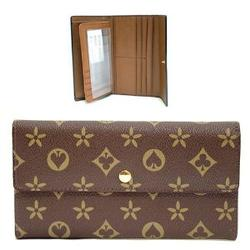 Louis Vuitton Inspired Checkbook Wallet