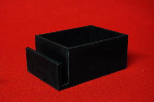 กล่องข้าวยางดำ