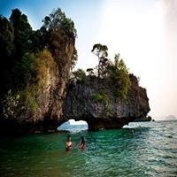 เกาะยาว - เกาะห้อง จ.พังงา
