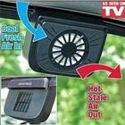 Solar Auto Cool Fan พัดลมระบายความร้อนในรถยนต์
