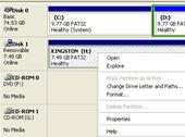 วิธีแบ่ง patition ใน Windows XP ง่ายๆจำให้ขึ้นใจ