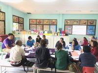 ประชุมคณะกรรมการบริหารศูนย์พัฒนาเด็กเล็กบ้านห้วยจะค่าน และศูนย์พัฒนาเด็กเล็กบ้านป่าตึงงาม