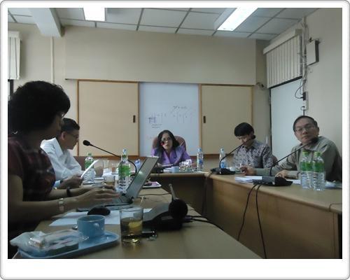 ประชุมหน่วยศึกษานิเทศ