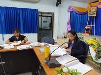 ประชุมคณะอนุกรรมการ กองทุนหลักประกันสุขภาพเทศบาลตำบลปิงโค้ง