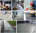 RENOVATE BLOCK FLOOR AROUND R&D BUILDING