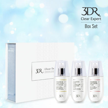 3DR Clear Expert Box Set