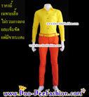 เสื้อผู้ชายสีสด เชิ้ตผู้ชายสีสด ชุดแหยม เสื้อแบบแหยม ชุดพี่คล้าว ชุดย้อนยุคผู้ชาย เสื้อสีสดผู้ชาย เชิ้ตสีสด (L:รอบอก 36) (ดูไซส์ส่วนอื่น คลิ๊กค่ะ)