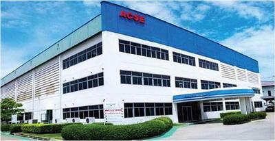 อาคารโรงงาน Auto CS