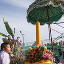การแห่เทียนพรรษา และกิจกรรมภาษาไทย