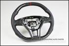 พวงมาลัย Mercedes AMG Carbon แท้ คาดสีแดง