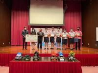 เอสโซ่ร่วมมอบรางวัลโครงการค่ายหุ่นยนต์รักษ์สิ่งแวดล้อมชายหาด