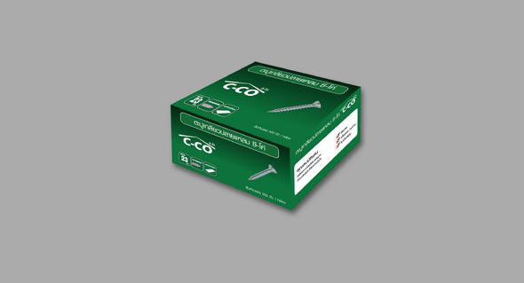 งานออกแบบ Packaging C-Co 2