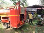ลงพื้นที่ส่งน้ำเพื่อแก้ไขภัยแล้ง บ้านปางมะเยา หมู่ที่ 4
