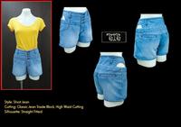 กางเกงยีนส์ขาสั้น : Shorts Jean