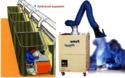 Industrial Fume Collector เครื่องดูดควัน ไอ แก๊ส ละอองของเหลวและของเสียในขบวนการผลิตของเครื่องจักร