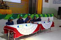 การประชุมจัดตั้งกลุ่มยุวเกษตร โรงเรียนโนนคร้อวิทยา