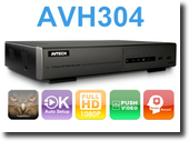 Review เครื่องบันทึกภาพ NVR รุ่น AVH304
