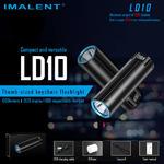 ไฟฉาย Imalent LD10 1200 Lumens ชาร์จในตัวระบบแม่เหล็ก