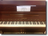 Upright pianoYamaha mc108