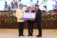 งานมอบรางวัลเเละเเสดงความยินดีกับผู้เข้าร่วมการเเข่งขันกีฬาเอเซียนพาราเกมส์ ครั้งที่ 3