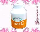 Nat C แนท ซี วิตามินซี สูตรธรรมชาติ สามารถเสริมสร้างภูมิต้านทานโรคได้