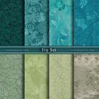 ผ้าคอตตอนนอกจัดเซ็ท Ivy Set (8ชิ้น)