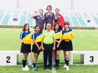 ขอแสดงความยินดีกับน.ส.ปณิตา ปินไชย นักเรียนชั้นมัธยมศึกษาปีที่ ๖/๒ การแข่งขัน Thailand Open Track and Field 2019