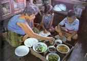วัฒนธรรมการรับประทานอาหารของคนไทย