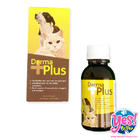 อาหารเสริม Derma Plus เดอร์ม่าพลัส อาหารเสริมบำรุงขนและผิวหนัง  100 กรัม
