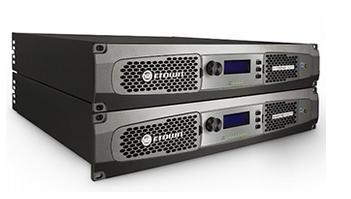 HARMAN�s Crown Intros DCi Network Display Amplifiers With Front Panel Display and AVB