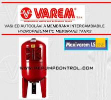 Pressure Tank Varem
