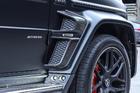 ช่องลมแก้มข้าง Carbon Fiber G63 BRABUS Wide Star