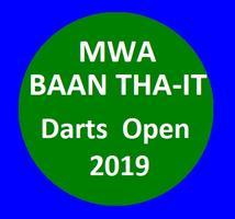 MWA-BAAN THA-IT Darts Open 2019