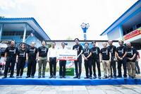 อีซูซุเดินหน้าสานต่อโครงการ �อีซูซุให้น้ำ...เพื่อชีวิต�  เป็นปีที่ 5 สู่โรงเรียนวัดสนามไชย จังหวัดพระนครศรีอยุธยา