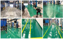 Repair coating floor (Epoxy self-leveling)2